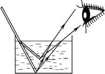 ... 解释插入水中的筷子弯折的原因 - 初中物理 - 菁优网