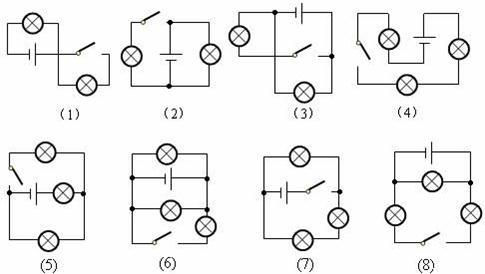 2 电流和电路 - 串联电路