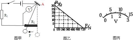 秒表法测功率 电路图
