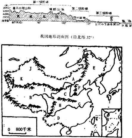 中国空白图 中国政区空白图 中国地图空白轮廓图