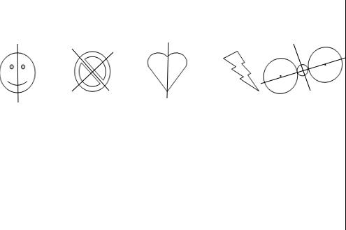 请画出轴对称图形的轴