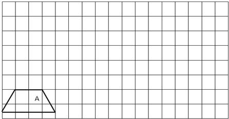图解怎么用六块木板摆长方形