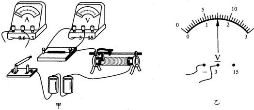 小明做探究电流与电阻关系的实验