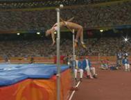柏林首都德国跳高的女子高中锦标赛田径举行决53生物世界图片