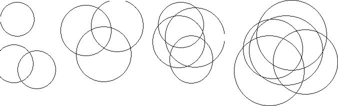 手绘空间分割图