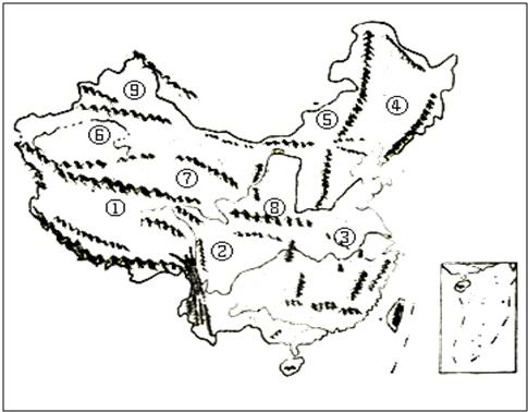 c,塔里木盆地