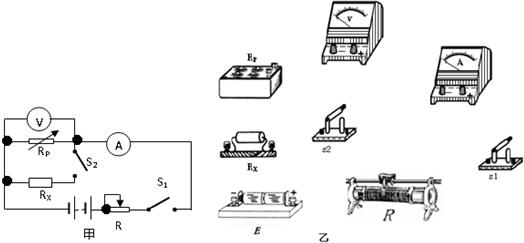 (1)伏安法测电阻是中学电学实验的重要组成部分
