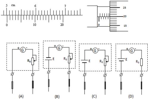 用多用电表测电阻 3/24 - 学业考试 - 菁优网