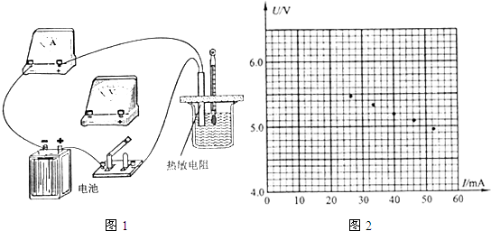 现需测量一个电池的电动势e和内电阻r.