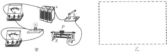 """小张在测量小灯泡的额定功率的实验中,所用的小灯泡上标有""""3.5v""""字样."""