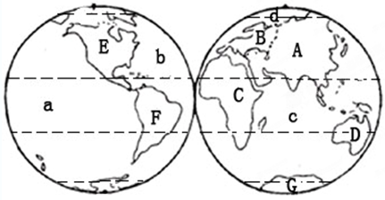 七大洲轮廓图回答问题