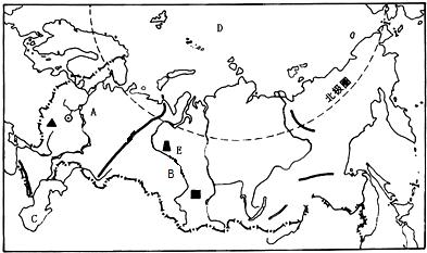 亚洲地图简笔画 手绘