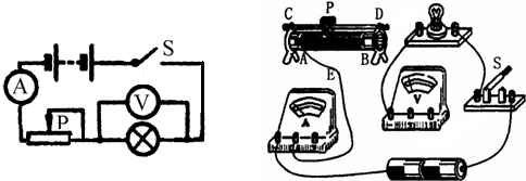 根据电路图把实物图连接补充完整 - 初中物理 - 菁优网