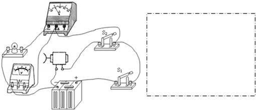 """电阻的关系""""的实验时,他连接了如图3所示的电路."""