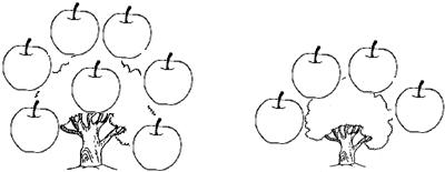 大树上的比小树上的多小学数学菁优网图片