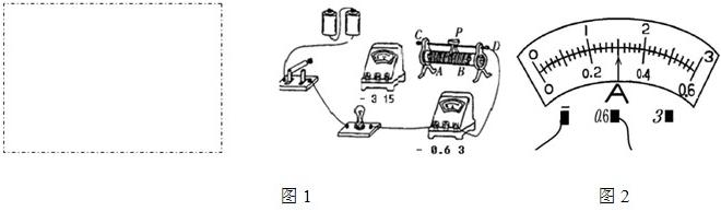 在测定小灯泡额定功率的实验中(小灯泡标有2.5v)