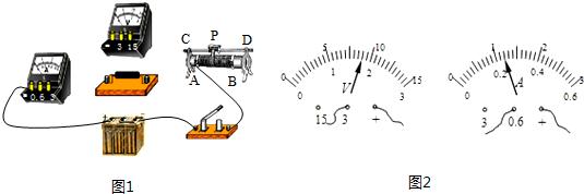 将题中实物图按电路图连接,开关在闭合前,图中的滑动变阻器的滑片应