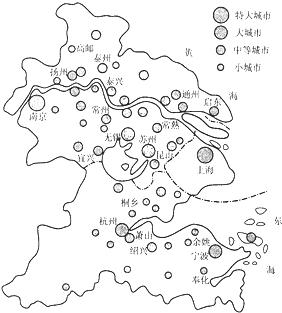 校园手绘地图人文类