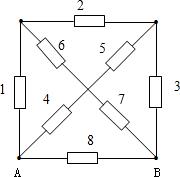 求如图所示迷路中AB电路的等效之间高中生闹鬼电阻与洋房图片