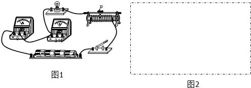 把阻值分别为r 1,r 2的两个电阻并联接在电压为u的电路里,这时通过r 1