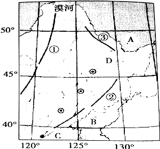 滑坡平面结构示意图