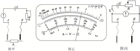 在练习使用多用电表的实验中:(1)某同学用多用电表