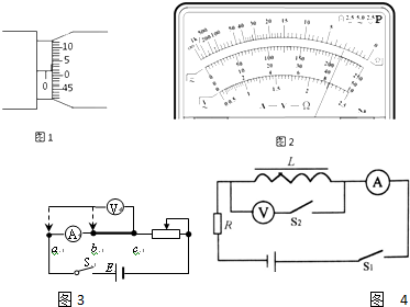 (4)若采用如图3所示的电路测量金属丝的电阻