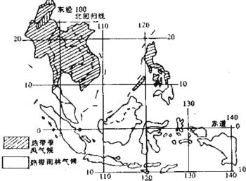 太平洋,中南半岛