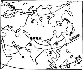 亚洲最大的河流_亚洲流量最大的河流