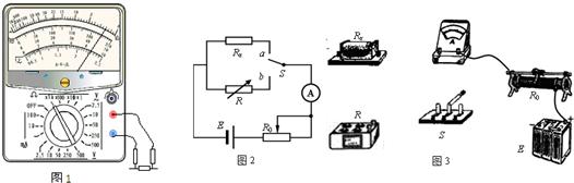 某同学使用多用电表测量一定值电阻rx的阻值