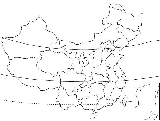 中国行政区划名称