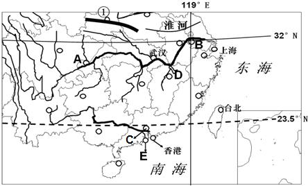 南方区域地图