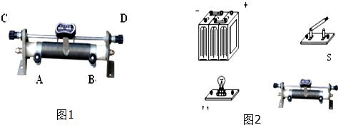 (4)滑动变阻器在此实验中的作用是