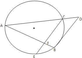 如图已知AB和AC是圆的两条弦.过点B作圆的切中生女高养生图片