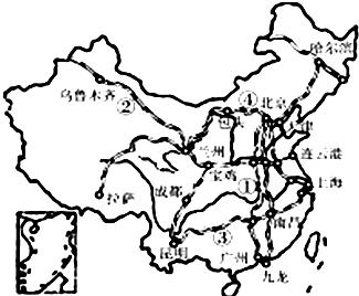 北海到贵州高铁路线图
