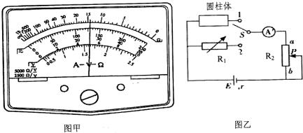 调整r的阻值,使电压表的示数增大△u