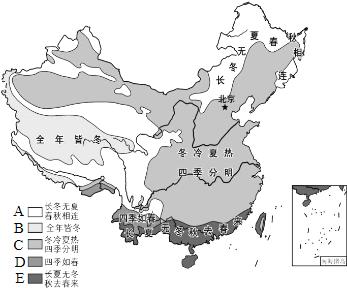 2012年河北省唐山市丰南区中考地理试卷