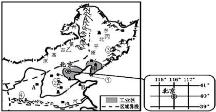 如图是某岛等高线地形图,该岛常年盛行3-7级定向风.读图回答下列问题.