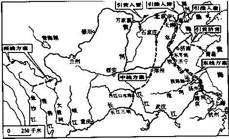 地图 简笔画 手绘 线稿 47