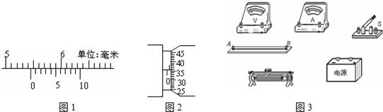 用测量的物理量表示计算材料电阻率