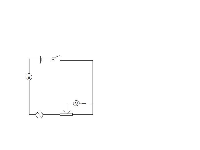 如图所示 当开关S闭合 滑片P向左移动时