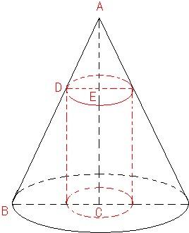 把一个底面直径为10厘米,高为12厘米的圆锥体钢材,铸2