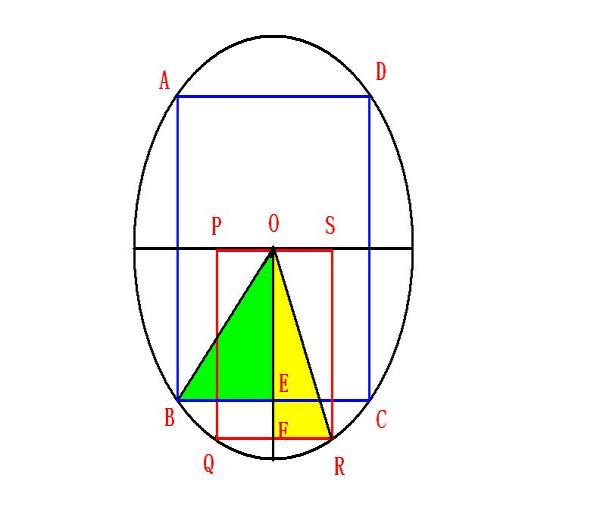 如图 ABCD是圆O的内接正方形